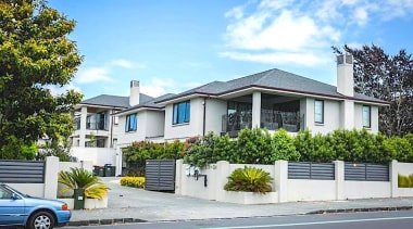 Mount Eden Auckland - building | cottage | building, cottage, elevation, estate, facade, home, house, neighbourhood, property, real estate, residential area, roof, suburb, white