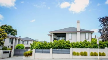 Mount Eden Auckland - building | cottage | building, cottage, elevation, estate, facade, home, house, land lot, property, real estate, residential area, roof, suburb, villa, white