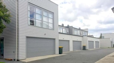 Kauri Drive Takanini - building | commercial building building, commercial building, facade, home, house, property, real estate, residential area, siding, gray, white