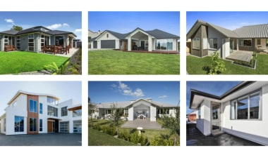Award winning homes - cottage | elevation | cottage, elevation, estate, facade, home, house, neighbourhood, property, real estate, residential area, roof, siding, white