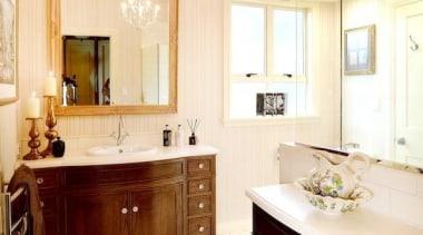 Highly Commended – Mark Bruce - bathroom | bathroom, bathroom accessory, bathroom cabinet, cabinetry, countertop, cuisine classique, floor, flooring, home, interior design, room, sink, orange