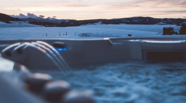 See more from Hot Spring Spas freezing, ice, sky, snow, swimming pool, water, water resources, winter, blue, black