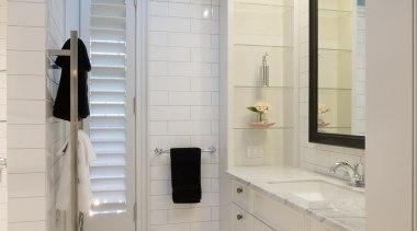 Bathroom Vanities - bathroom | bathroom accessory | bathroom, bathroom accessory, bathroom cabinet, cabinetry, countertop, floor, interior design, room, sink, gray