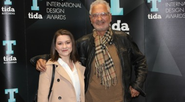 TIDA 2019 New Zealand Bathrooms - IMG 9678 carpet, event, outerwear, premiere, black