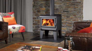 Indoor Outdoor Wood Fires fireplace, flooring, hearth, heat, home appliance, stove, wood, wood burning stove, black, gray