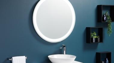 Beautiful face – LeVivi - architecture | bathroom architecture, bathroom, bathroom accessory, bathroom cabinet, bathroom sink, ceramic, interior design, material property, mirror, plumbing fixture, room, sink, tap, toilet, wall, teal
