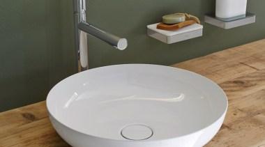 Bathroom trends inspired by Europe - bathroom | bathroom, bathroom accessory, bathroom sink, ceramic, drain, material property, plumbing fixture, room, sink, tap, gray