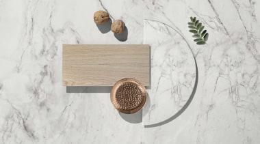 Moodboard – Dekton Bergen - circle | furniture circle, furniture, table, wood, white, gray