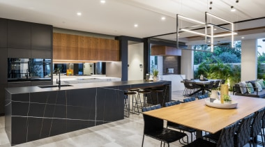 ​​​​​​​Layer upon layer – this kitchen by Daniel