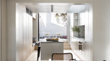Despite the limited 20m² space available, this renovation