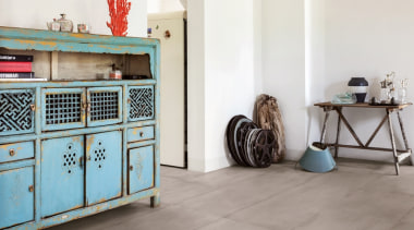 Salento adds charm and personality to a variety floor, flooring, furniture, white, gray