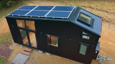 Tiny modern home -