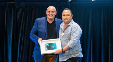 2019 TIDA New Zealand Homes presentation evening award, award ceremony, community, event, blue