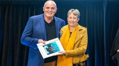 2019 TIDA New Zealand Homes presentation evening award, award ceremony, employment, event, job, blue
