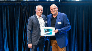 2019 TIDA New Zealand Homes presentation evening award, award ceremony, blue, employment, event, job, technology, blue