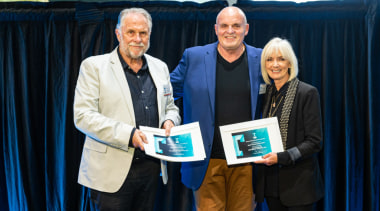 2019 TIDA New Zealand Homes presentation evening award, award ceremony, community, employment, event, job, black, blue