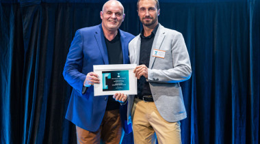 2019 TIDA New Zealand Homes presentation evening award, award ceremony, blue, event, blue