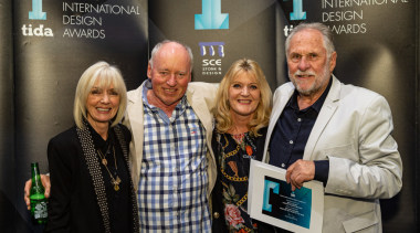 2019 TIDA New Zealand Homes presentation evening adaptation, award, community, event, green, black