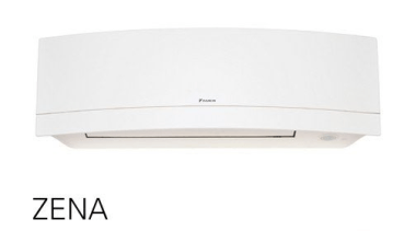 Zena - air conditioning | product | white air conditioning, product, white