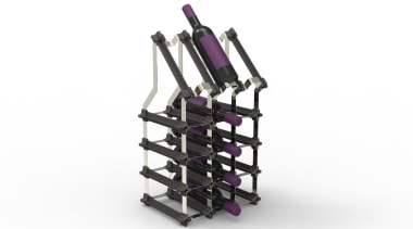 Sleek. Classy. Modern. Custom. Affordable. DIY. Store all product, product design, purple, white