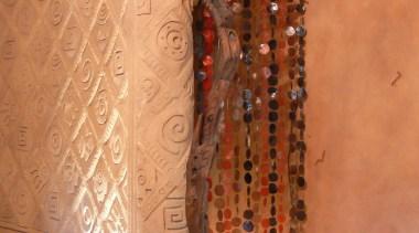 Decocrete 5 - Decocrete_5 - textile | wood textile, wood, orange