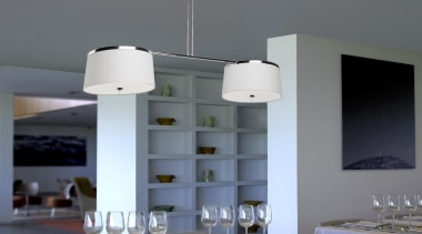 Leila by Grok, Spain - Pendant Light - ceiling, chandelier, interior design, lamp, light fixture, lighting, product design, table, gray
