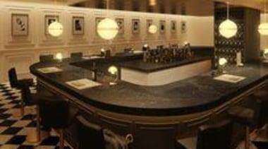 Caesarstone Vanilla Noir - Caesarstone Vanilla Noir - countertop, flooring, furniture, interior design, table, brown, black