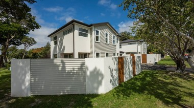 Envira timber weatherboards weigh almost one-third the weight architecture, cottage, estate, facade, home, house, property, real estate, residential area, brown