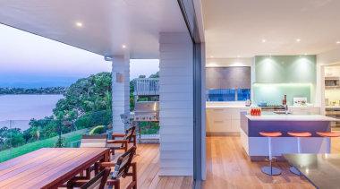 Tropical Kitchen - Tropical Kitchen - apartment | apartment, architecture, estate, home, house, interior design, penthouse apartment, real estate, gray