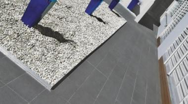 Gem grey patio floor tiles - RAK Gem architecture, daylighting, floor, flooring, product design, tile, gray