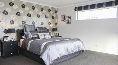 For more information, please visit www.gjgardner.co.nz bed frame, bed sheet, bedroom, ceiling, floor, home, interior design, property, real estate, room, wall, window, gray, white