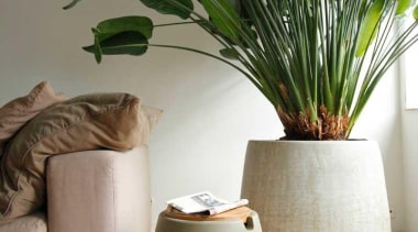 JokJor - ceramic | flowerpot | houseplant | ceramic, flowerpot, houseplant, plant, product design, vase, brown, gray