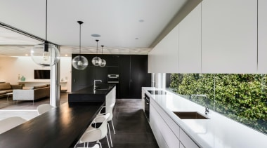 Rudolfsson Alliker Associates Architects  – 2015 TIDA Australia architecture, countertop, house, interior design, kitchen, product design, gray