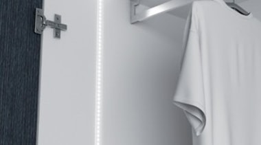 Domus Line String LED ProfileDesigned in Italy to angle, bathroom, light, plumbing fixture, product design, shower, tap, wall, gray