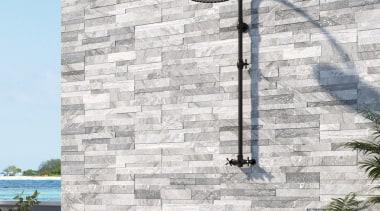 Gioia Grigio 150x610 - Gioia Grigio 150x610 - building, facade, wall, white