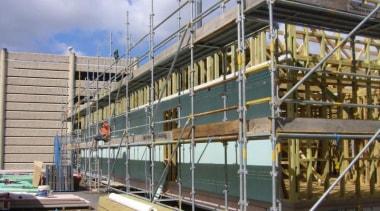 RAB Board 2 - RAB Board 2 - building, construction, facade, scaffolding, structure, gray
