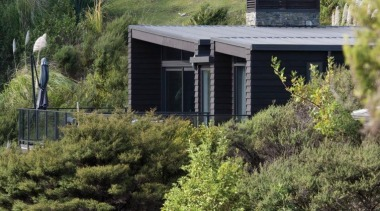 2013 ADNZ National Design Awards Winner - New architecture, cottage, home, house, plant, property, real estate, tree, brown