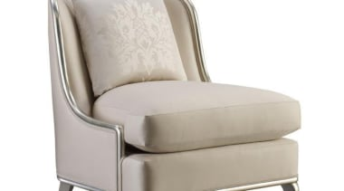 """A good room is an overall harmonious composition armrest, chair, club chair, couch, furniture, product, product design, white"