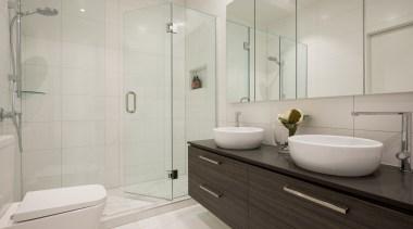 Master Ensuite - Master Ensuite - bathroom | bathroom, bathroom accessory, bathroom cabinet, floor, interior design, plumbing fixture, product design, room, tap, tile, gray