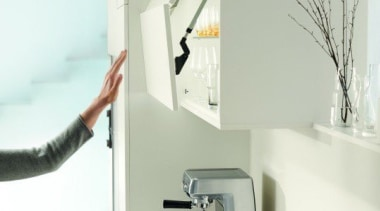 SERVO-DRIVE for AVENTOS - furniture | home | furniture, home, interior design, product design, room, shelf, tap, wall, white