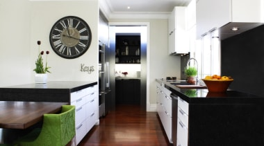 Brooklyn Kitchen - Brooklyn Kitchen - cabinetry | cabinetry, countertop, home, interior design, kitchen, real estate, room, white, black