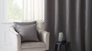Tempest 1 - chair | curtain | decor chair, curtain, decor, floor, furniture, interior design, table, textile, window, window blind, window covering, window treatment, white, black