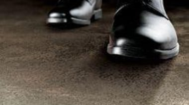 Thin ceramic tiles for floors, walls and exteriors. floor, flooring, footwear, outdoor shoe, shoe, black, gray