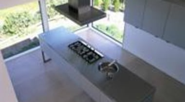Wellington Kitchen Design of the Year 2006 - countertop, floor, flooring, property, real estate, gray