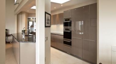 Mt Victoria Kitchen - Mt Victoria Kitchen - cabinetry, countertop, cuisine classique, home appliance, interior design, kitchen, real estate, room, gray, brown