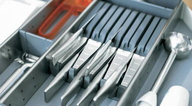 ORGA-LINE inner dividing system – so many practical cutlery, product, product design, tool, gray