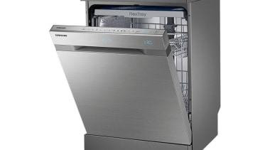 Dishwashers DW60H9970FSRevolutionise dish duty with WaterWall™ Technology. Only home appliance, kitchen appliance, major appliance, product, product design, white, gray