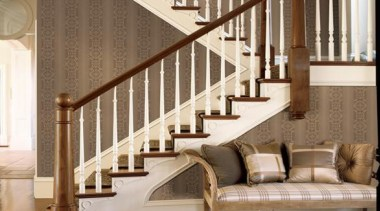 Simply Satin Range - Simply Satin Range - baluster, floor, flooring, handrail, hardwood, home, interior design, stairs, structure, brown, white