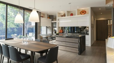 Nicholas Murray Architects - countertop | interior design countertop, interior design, kitchen, property, real estate, gray