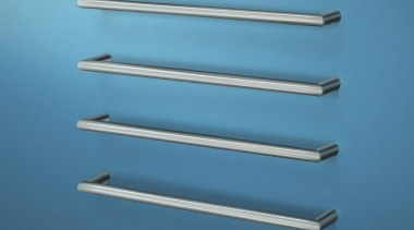 SOLO Heated Rails - SOLO Heated Rails - product design, teal